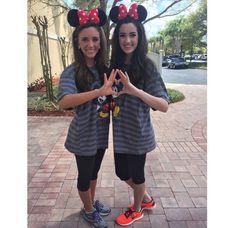 Spring break at Disney World! Sigma Kappa at UTC