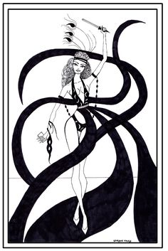aubrey beardsley art - Google Search
