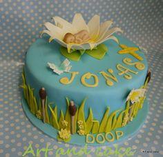 Christening cake/ Doop taart