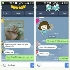 Customer testimoni. Nail art supplies