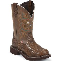 L9994 Women's Gypsy Western Justin Boots from Bootbay, Internet's Best Selection of Work, Outdoor, Western Boots and Shoes.