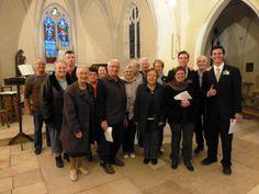 The Choir - Toul, France