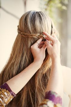 4 easy hair DIYs for those unwashed hair days!