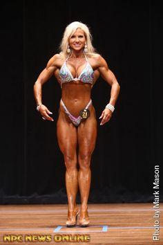Kimberly Howell Blankenship 2016 Dexter Jackson Memphis Classic
