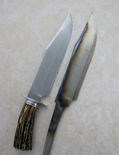 Some knife talk before the best bowie thread -- photos please! - Page 2