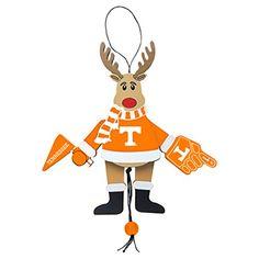 Tennessee Volunteers Tree Ornaments