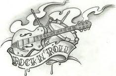 rock n roll tattoo designs | Rock´n´Roll Tattoo!