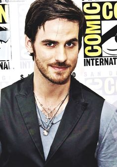 Colin O'Donoghue - The devilishly handsome Captain Hook from Once Upon A Time