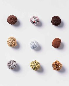 Contrary to its name, the champagne truffle does not contain any Champagne. Instead, the name refers to Fine Champagne, which is a grade of cognac.
