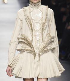 notordinaryfashion:  Givenchy  Details