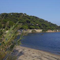 Ste-Maxime seaside hill, Var