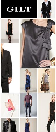 Get a glimpse into what's selling right now on @GiltGroupe! #GiltLive