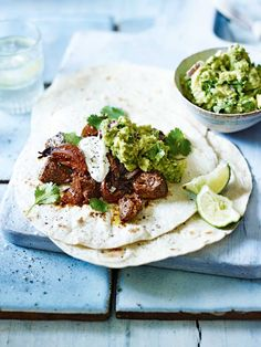 Smoked paprika adds a taste of Mexico to this quick and easy lamb recipe.