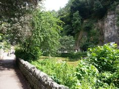 A summers walk up the gorge - Cheddar Gorge by Debra Goodwin