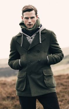 Men's Lifestyle Collection, Barbour.