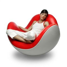 Chilling in a Placentero Lounge Chair  sc 1 st  Pinterest & 16 best Cool Lounge Chairs images on Pinterest | Chaise lounge ...
