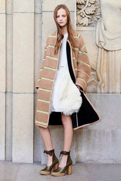 DEFILES PRE-COLLECTIONS FALL/WINTER 2014-2015 Chloé|0