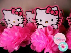 Hello Kitty Birthday Party Ideas Hello kitty birthday Hello kitty