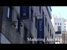 Baruch College - The City University of New York (CUNY) Digital Marketing