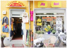 Lojas Vintage e Retrô Internacionais