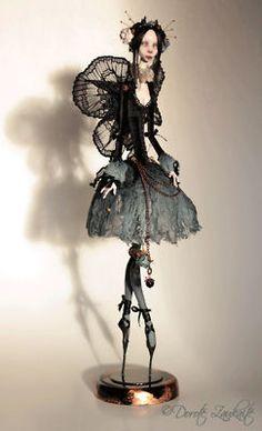 bailarina gótica