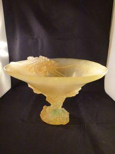 DAUM FRANCE Pate de Verre MINT IN BOX COUPE CHEVAUX DE MARLY 01622 | eBay