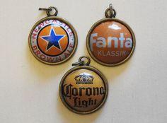 crown cap pendants