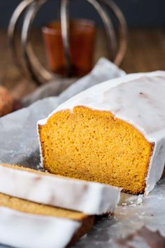 The BEST Pumpkin Bread you will ever have. Easy, one-bowl, delicious.