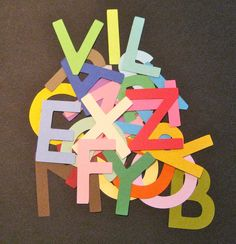 Paper Die Cut Letters Great Deals and Ideas at www.die-cut-machines.com