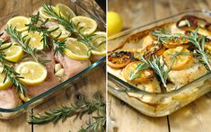 5 Lazy Day Chicken Dinners Make Meal Time Effortless-try the rosemary lemon chicken with our fresh rosemary!!