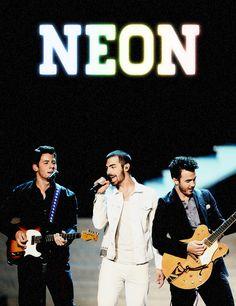 Neon - Jonas Brothers