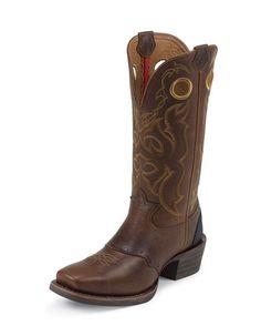 """Men's Beige Mustang 13"""" Boot"""