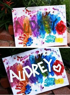 Squirt Gun Painting: Amazing Summer Art for Kids | Guns, Mud Pie ...