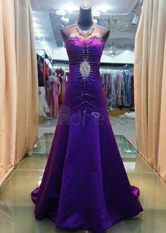 New sexy strapless elegant evening dresses