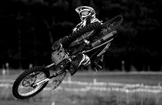 Motocross Photography by Andy Ferguson, via Behance