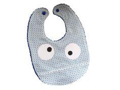 Baby Lätzchen Monster von Miss Strange's Monsterfabrik auf DaWanda.com