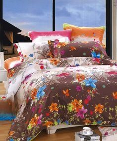 Blossom Duvet Cover Set by North Home #zulily #zulilyfinds