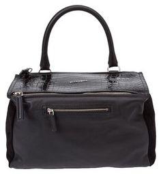 Givenchy Black Messenger Bag