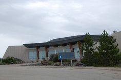 Shania Twain Centre, Timmins Ontario, Canada. NOW CLOSED