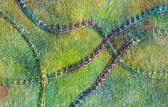 TAST: Crossed Buttonhole Stitch | by cj33