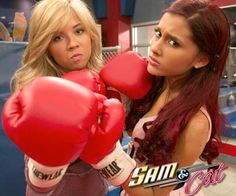 ariana grande sam and cat photos | ... sam and cat comments tagged ariana grande jennette mccurdy sam and cat