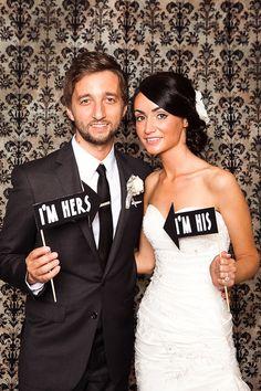 cute wedding picture idea