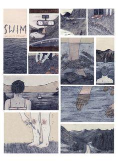 SWIM ~ Lizzy Stewart