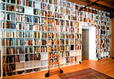 Ladders make a library