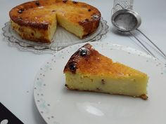 Pasca dulce vanilata - NoiInBucatarie French Toast, Cheesecake, Mai, Breakfast, Desserts, Food, Sweet, Bakken, Morning Coffee