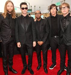 Adam Levine and Maroon 5 Prepare For Followup Album to Overexposed