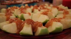 Daniel Tiger birthday party Carmel apples