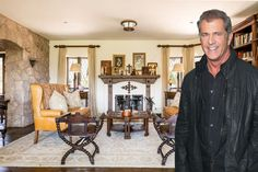 EXCLUSIVE: Mel Gibson Lists Old World Malibu Estate for $17.5 Million