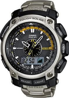 Casio analog & digital sports watch with multi function. From €500 for €349. See more at - http://www.megawatchoutlet.com