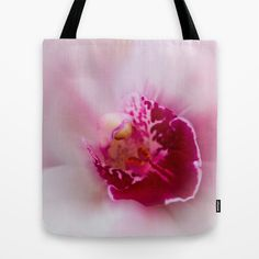 Orchids - delicate and elegant Tote Bag